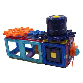Magnets in Motion 22-piece Power Gear Set