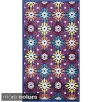 Tinsley Multi Bloom Runner Rug (2'2 x 5'0) - 2'2 x 5'