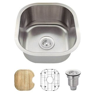 MR Direct 1716 Stainless Steel Sink