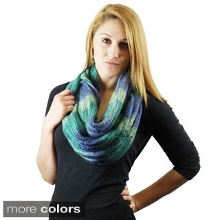 Le Nom Knit Infinity Scarf