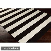 Antibes Flatweave Striped Accent Rug (2' x 3')