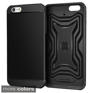 rooCASE Slim Fit Exec Tough Armor Hybrid Case for iPhone 6 Plus 5.5-inch (2014) / 6s Plus (2015)