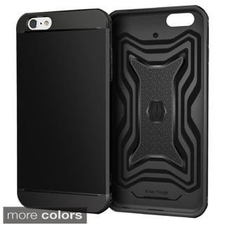 rooCASE Slim Fit Exec Tough Armor Hybrid Case for iPhone 6 (2014) / 6s (2015)