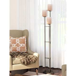 Lite Source Bess 3-light Floor Lamp