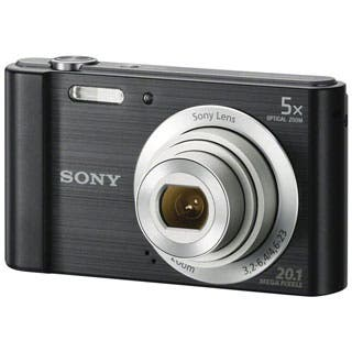 Sony Cyber-shot DSC-W800 20MP Black Digital Camera|https://ak1.ostkcdn.com/images/products/P16689645jt.jpg?impolicy=medium