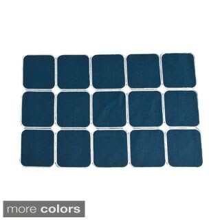 Square Design Placemat (set of 4)