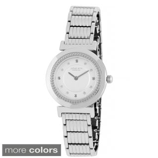 Johan Eric Djursland Women's Analog Stainless Steel Watch