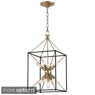 Hudson Valley Glendale 9-light 13 inch Pendant