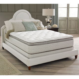 spring air premium collection noelle pillow top kingsize mattress set