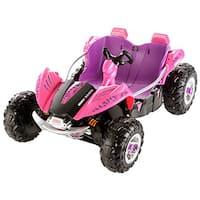 Power Wheels Pink Dune Racer