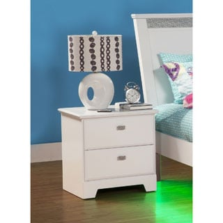 Sandberg Furniture Hailey 2-drawer Nightstand