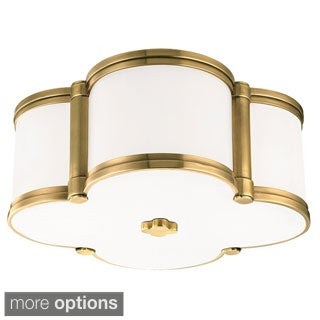 Hudson Valley Chandler 2-light Flush Mount