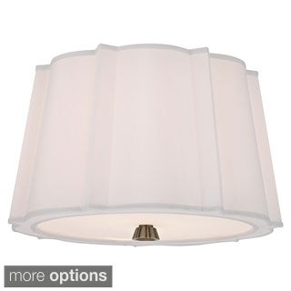 Hudson Valley Humphrey 3-light Semi Flush