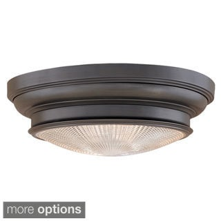 Hudson Valley Woodstock 2-light Flush Mount