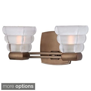 Hudson Valley Warren 2-light Bath Bracket