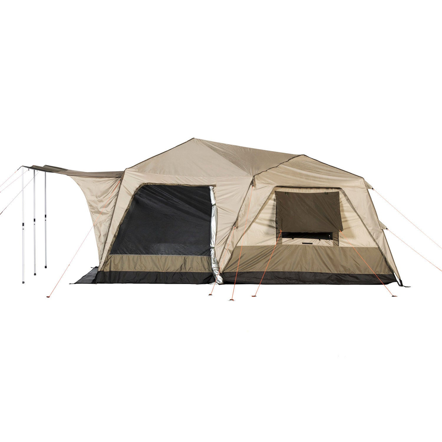 Black Pine Supreme 10-person Turbo Tent