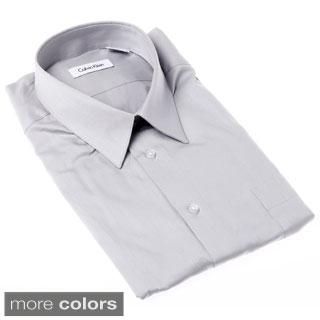 Calvin Klein Men's Pure-finish Cotton Long Sleeve Shirt|https://ak1.ostkcdn.com/images/products/P16736105k.jpg?_ostk_perf_=percv&impolicy=medium