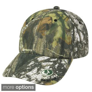 Outdoor Cap Company Mossy Oak Insignia Hook and Loop Hat|https://ak1.ostkcdn.com/images/products/P16738104k.jpg?impolicy=medium
