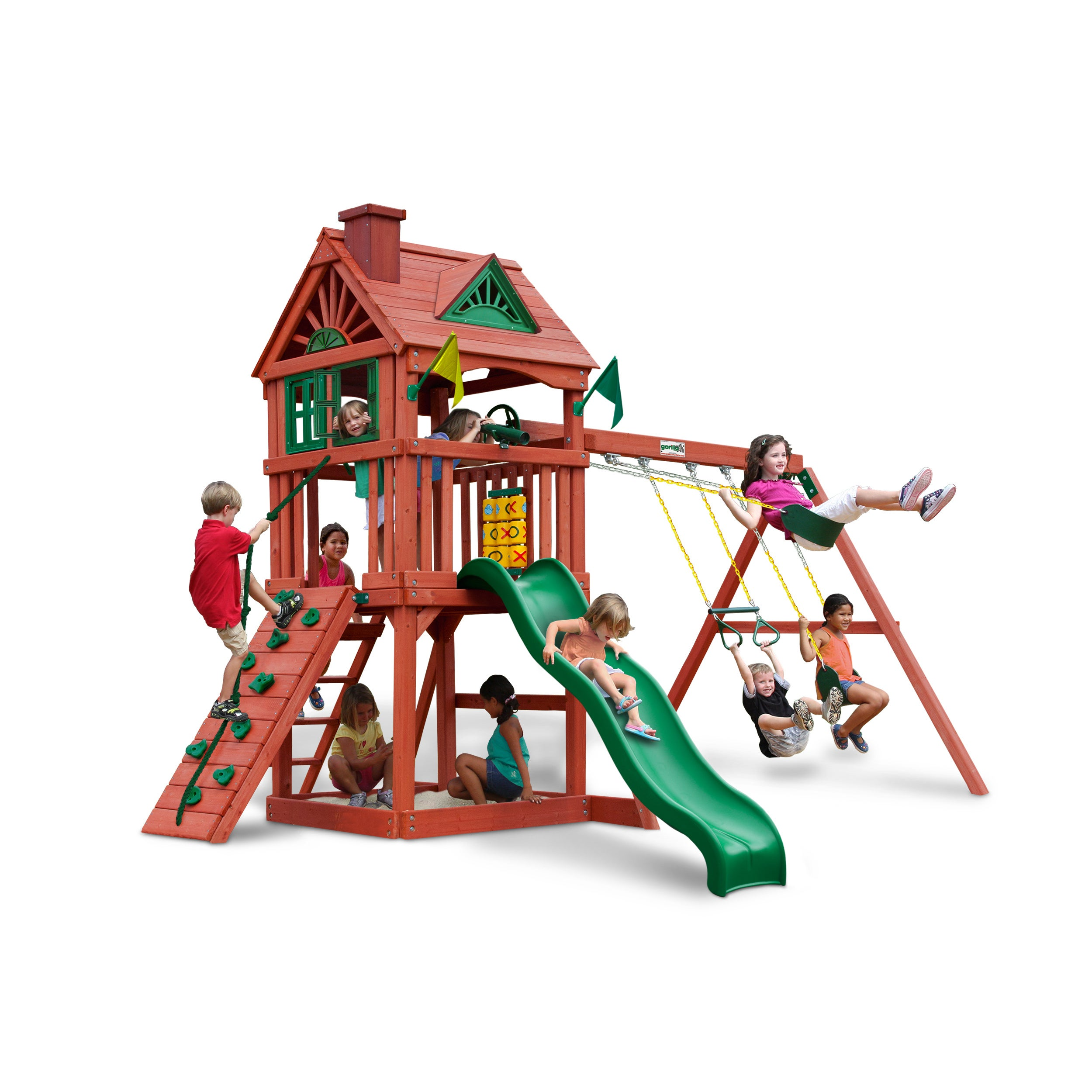 Gorilla Nantucket Playset
