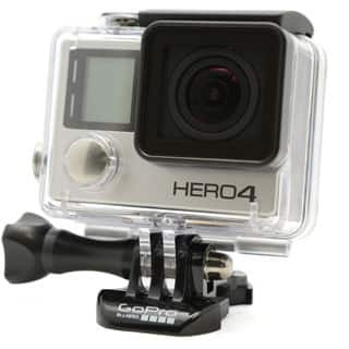 GoPro HERO4 Action Camera with 12MP Camera and Built-in Wi-Fi (Black or Silver Edition)|https://ak1.ostkcdn.com/images/products/P16765721c.jpg?impolicy=medium