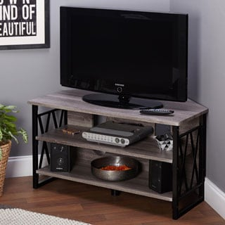 Simple Living Seneca Corner TV Stand Part 36