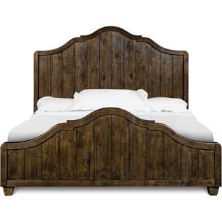 Magnussen Brenley Wood Panel Bed