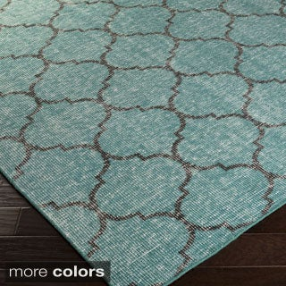 Hand-knotted Beverly Contemporary Wool Rug (2' x 3')