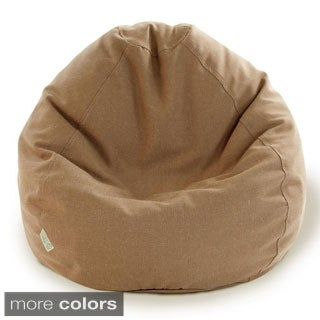 Majestic Home Goods Wales Collection Small Classic Bean Bag