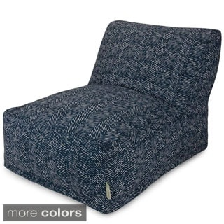 Majestic Home Goods Bean Bag Lounger Chair