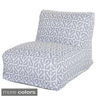 Majestic Home Goods Aruba Bean Bag Lounger Chair