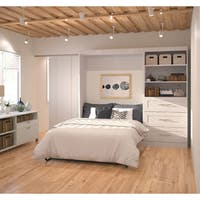 """Pur by Bestar 95"""" Full Wall Bed Kit"""