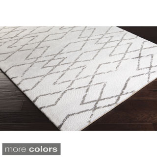 Belgian Made Jessica Lattice Work Area Rug -(8' x 10')