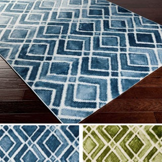Artfully Crafted Angie Trellis Area Rug (3'9 x 5'2')