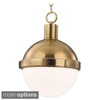 Progress lighting p5070 137 penn 1 light pendant free shipping hudson valley lambert 1 light 125 inch pendant 125 aloadofball Gallery