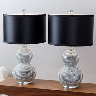 Abbyson Silvertone Sea Urchin Table Lamp (Set of 2)|https://ak1.ostkcdn.com/images/products/P16811318m.jpg?impolicy=medium