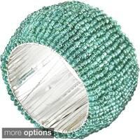 Beaded Napkin Ring (set of 4)