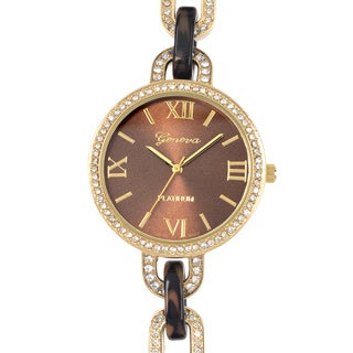 Geneva Platinum Rhinestone Roman Numeral Chain Watch|https://ak1.ostkcdn.com/images/products/P16830940L.jpg?_ostk_perf_=percv&impolicy=medium