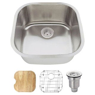 MR Direct 2020 Kitchen Ensemble Stainless Steel Bar Sink