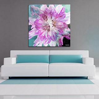 Ready2HangArt 'Painted Petals XXX' Canvas Wall Art