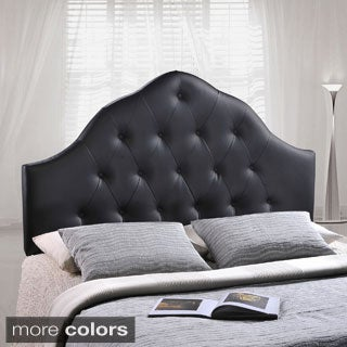 Sovereign Full Vinyl Headboard
