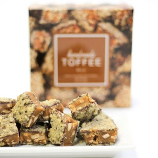 Toffee Boutique Milk Chocolate Toffee Box (Pack of 2)