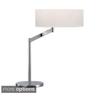 Sonneman Lighting Perch Swing Arm Table Lamp