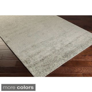 Hand-tufted Lucia Wool/Viscose Rug (2'6 x 8')