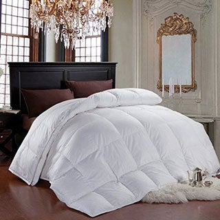 Cheer Collection Baffle Box Down Alternative Comforter