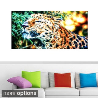 Beautiful Cheetah Animal Canvas Art (Multiple Sizes)