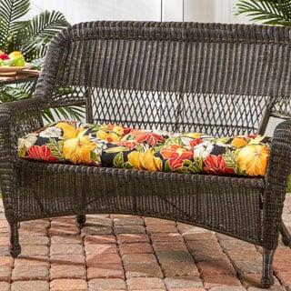 Aloha 44-inch Outdoor Swing/ Bench Cushion
