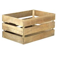 Antique Style Wooden Crates