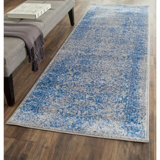 Safavieh Adirondack Vintage Distressed Grey / Blue Rug (2'6 x 6')