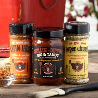Sauce Goddess Slow Cooker Perfection Kit