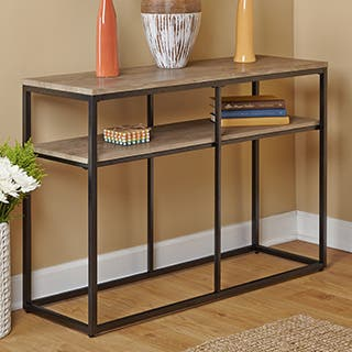 Simple Living Piazza Sofa Table